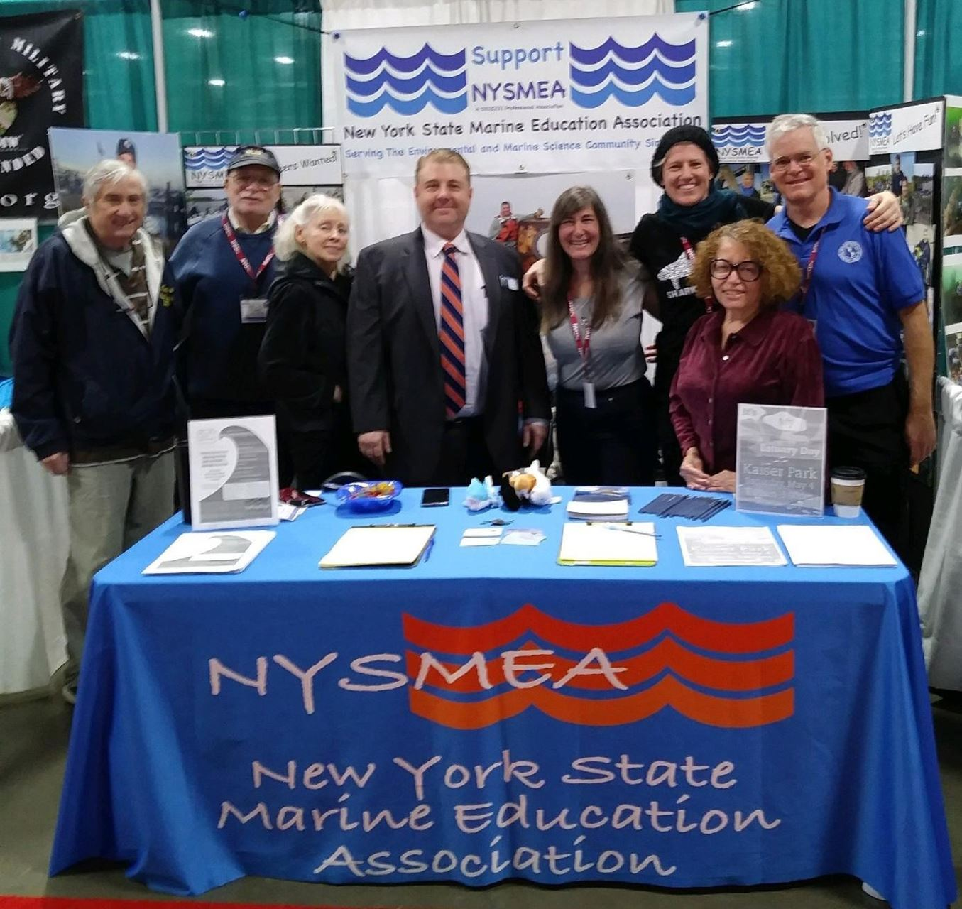 New York State Marine Education Association - Welcome